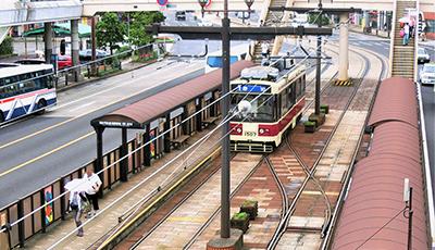 長崎駅から徒歩2分!