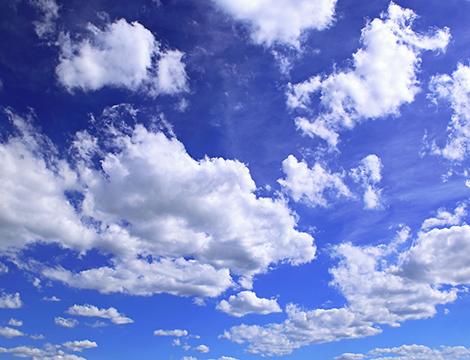 雲の種類🌥 - 長崎駅前 コワーキングスペース minato(みなと)